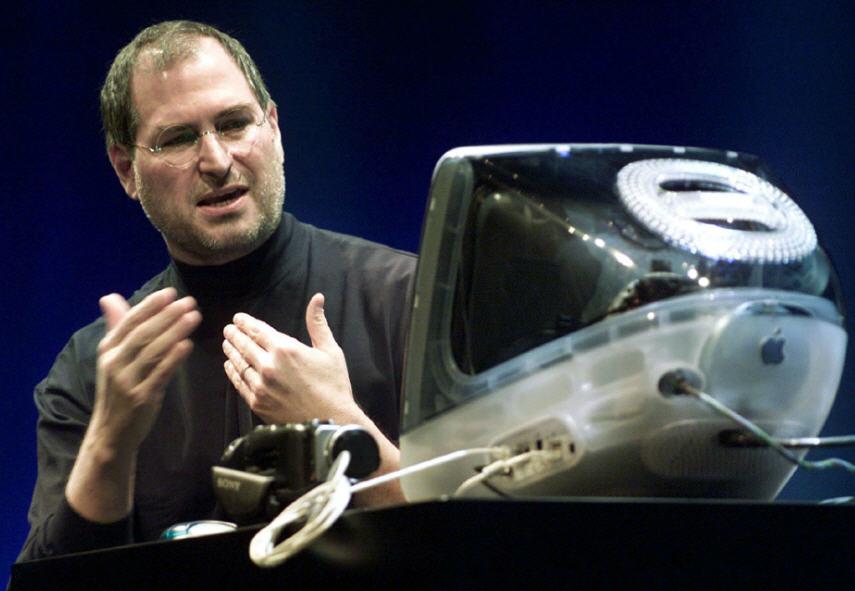 Стивен Джобс (1955-2011)