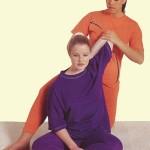 массаж с сопротивлением