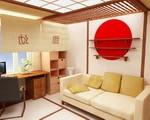 Японский стиль дизайна интерьера