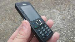 Nokia-6300 Black